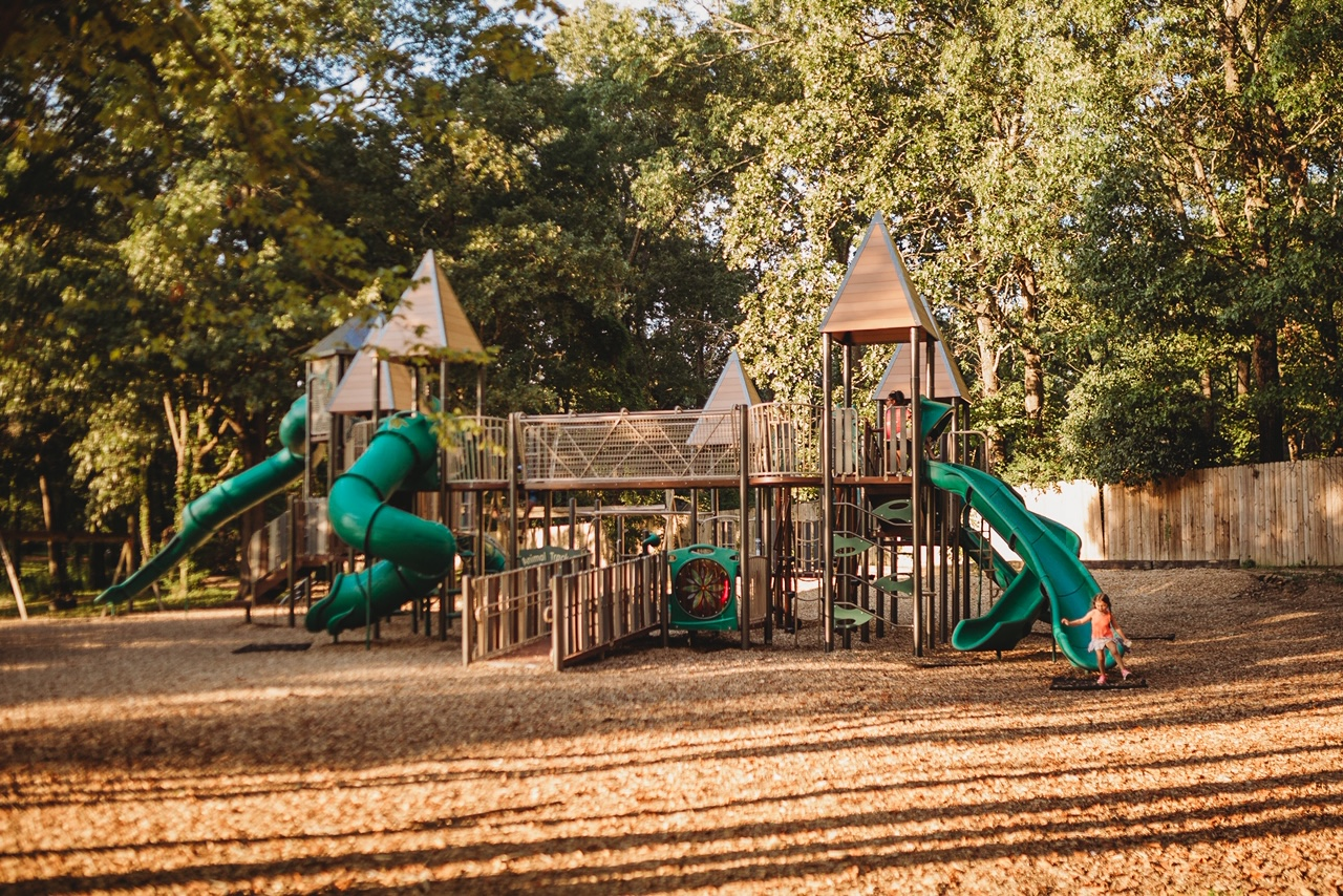 Kid's Towne Park Playground